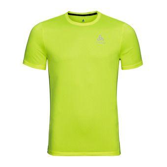 Odlo ELEMENT LIGHT - Tee-shirt Homme safety yellow