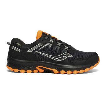 Saucony VERSAFOAM EXCURSION TR13 GTX - Zapatillas de trail hombre black/orange
