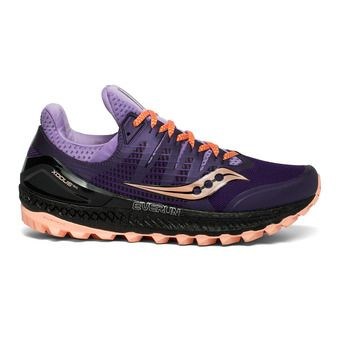 Saucony XODUS ISO 3 - Scarpe da trail Donna purple/peach