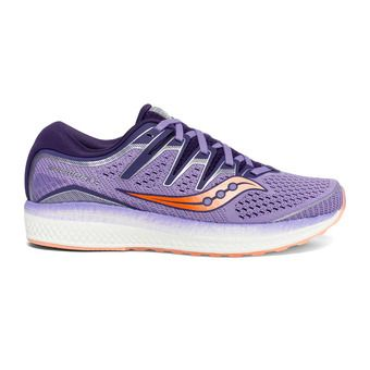 Saucony TRIUMPH ISO 5 - Running Shoes - Women's - purple/peach