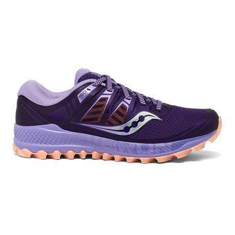 Saucony PEREGRINE ISO - Scarpe da trail Donna purple/peach