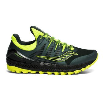 Saucony XODUS ISO 3 - Chaussures trail Homme green/citron