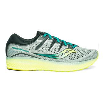 Saucony TRIUMPH ISO 5 - Chaussures running Homme frost/teal