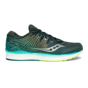 Saucony LIBERTY ISO 2 - Running Shoes - Men's - green/teal