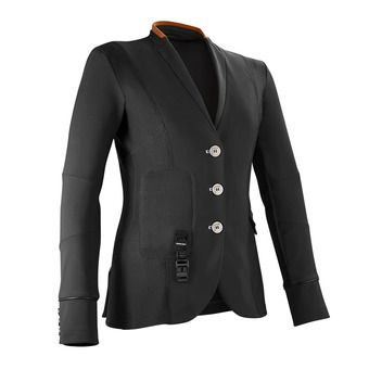 Horse Pilot AIR MOTION PROTECT - Show Jacket - Women's - black