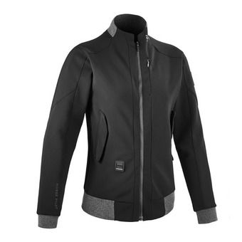 Horse Pilot AIRBAG - Bomber Jacket - Men's - black