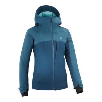 Horse Pilot ESSENTIAL - Chaqueta mujer teal
