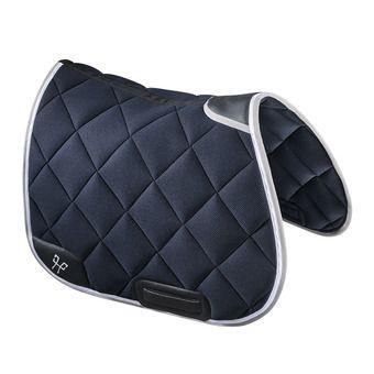 Horse Pilot AEROTECH - GP Saddle Pad - black/grey