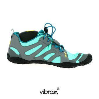 Five Fingers V-TRAIL 2.0 - Zapatillas de trail mujer blue/green