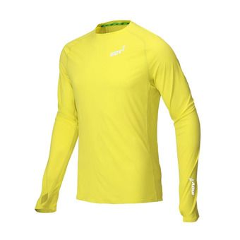 Inov 8 BASE ELITE LG 2.0 - Maillot Homme yellow
