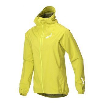 Inov 8 STORMSHELL - Veste Homme yellow