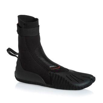 Oneill HEAT ST - Chaussons surf 3mm black