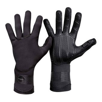 Psycho Tech 1.5mm Gloves Unisexe BLACK