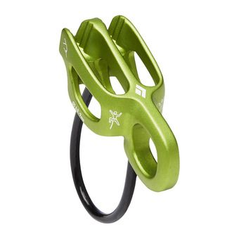 Black Diamond ATC-GUIDE ALPINE - Système d'assurage envy green
