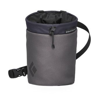 Black Diamond REPO - Bolsa para magnesio  dark gray