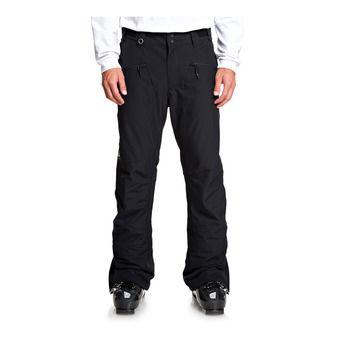 Quiksilver BOUNDRY - Pantalon snow Homme black