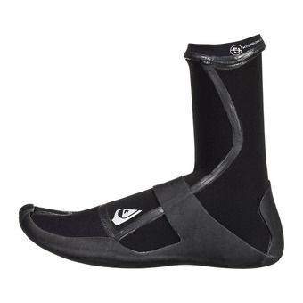 Quiksilver HIGHLINE LITE - Chaussons surf 3mm Homme black