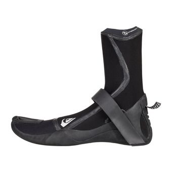 Quiksilver HIGLINE PLUS - Calzari surf 3mm Uomo black