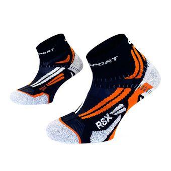 Bv Sport RSX EVO - Chaussettes bleu/orange