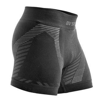 Bv Sport RTECH - Boxer Homme noir/gris