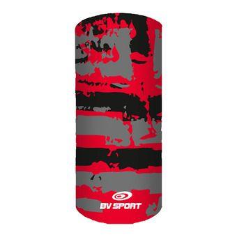 Bv Sport GRAFIK - Braga para el cuello black/red