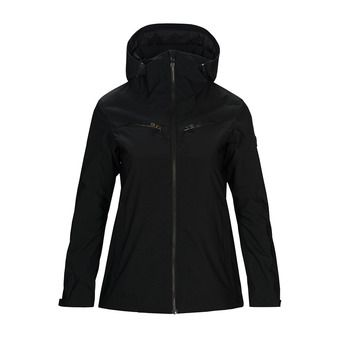 Peak Performance LANZO - Jacket - Femme black
