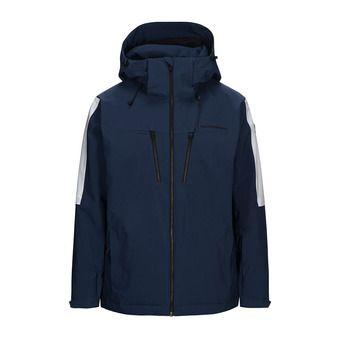 Peak Performance CLUSAZ - Jacket - Men's - decent blue