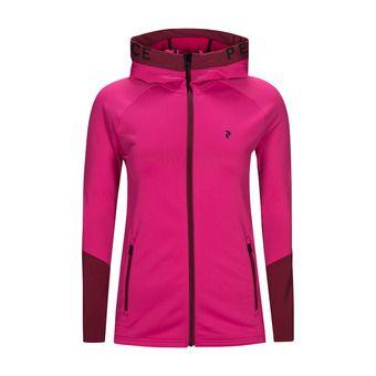 Peak Performance RIDER - Jacket - Women's - pink