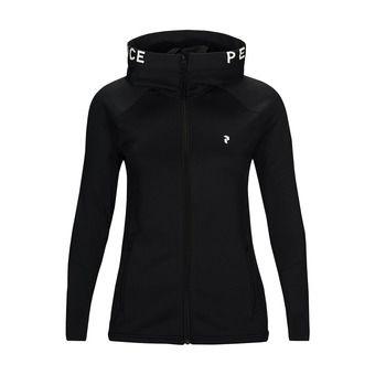 Peak Performance RIDER - Jacket - Women's - black