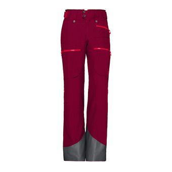 lofoten Gore-Tex insulated Pants (W) Rhubarb Femme