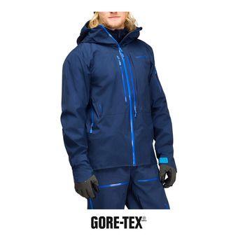 Norrona LOFOTEN PRO GTX - Chaqueta de esquí hombre indigo night
