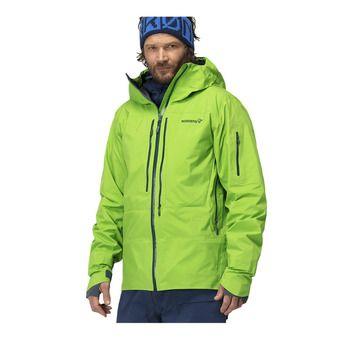 lofoten Gore-tex Pro Jacket (M) Bamboo Green Homme