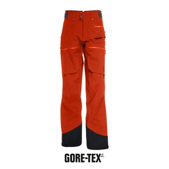 Norrona LOFOTEN PRO GTX - Pantalon ski Homme rooibos tea