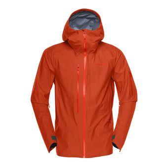 lofoten Gore-Tex Active Jacket (M) Rooibos tea Homme