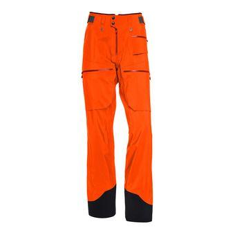 Norrona LOFOTEN LIGHT PRO GTX - Pantalon ski Homme scarlet