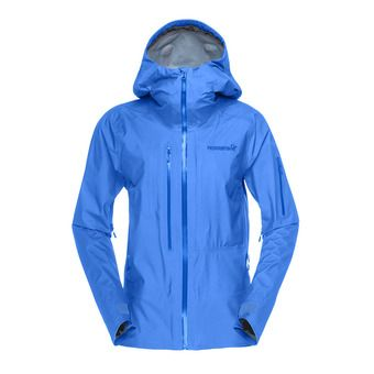 lofoten Gore-Tex Active Jacket (W) Campanula Femme