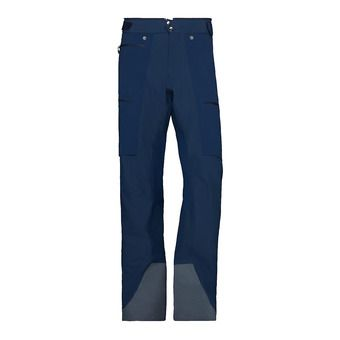 lyngen Windstopper hybrid Pants (M) Indigo Night Homme