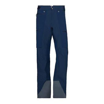 Norrona LYNGEN - Pantalon ski Homme indigo night