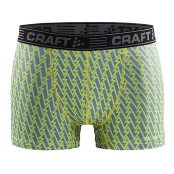 "Craft GREATNESS 3"" - Boxer Homme acid/black"