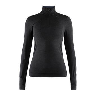 Craft FUSEKNIT COMFORT -  Camiseta térmica mujer black
