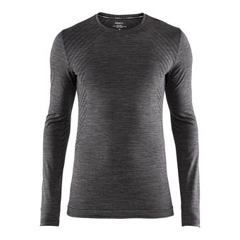 Craft FUSEKNIT COMFORT - Base Layer - Men's - black/heather