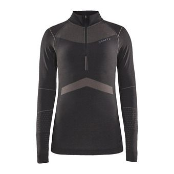 Craft ACTIVE INTENSITY -  Camiseta térmica mujer asphalt/touch