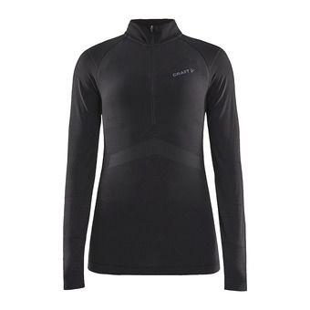 Craft ACTIVE INTENSITY - Camiseta térmica mujer black/asphalt
