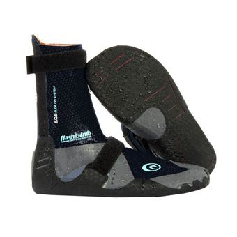 Rip Curl FLASHBOMB 5MM - Chaussons surf Femme slate
