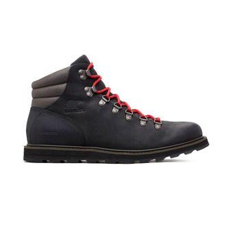 Sorel MADSON HIKER WP - Chaussures Homme black