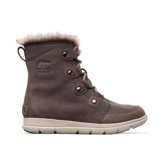 Sorel EXPLORER JOAN - Après-ski Femme quarry/black
