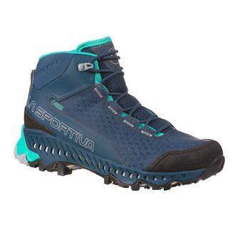 La Sportiva STREAM GTX - Chaussures randonnée Femme opal/aqua