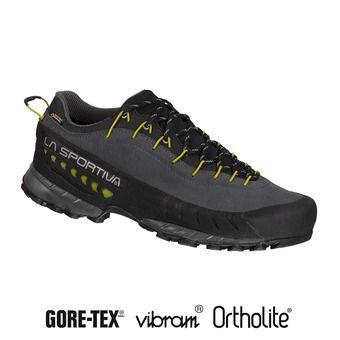 La Sportiva TX4 GTX - Zapatillas de aproximación hombre carbon/kiwi