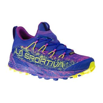 La Sportiva TEMPESTA GTX - Chaussures trail Femme wine/orchid
