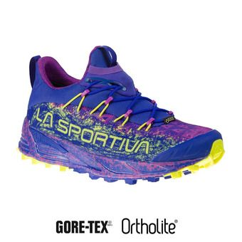 La Sportiva TEMPESTA GTX - Chaussures trail Femme wine/orchid